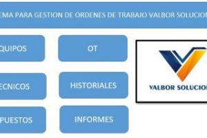 MACRO PARA GESTIÓN DE ORDENES DE TRABAJO EN EXCEL