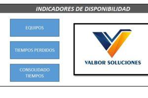 MACRO PARA CÁLCULO DE INDICADORES DE DISPONIBILIDAD EN EXCEL