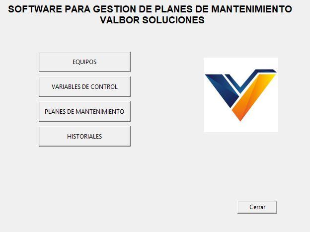 software gestion plan de mantenimiento